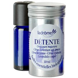 Ladrome bio mélange détente - 10.0 ml - huiles essentielles - ladrôme -7686