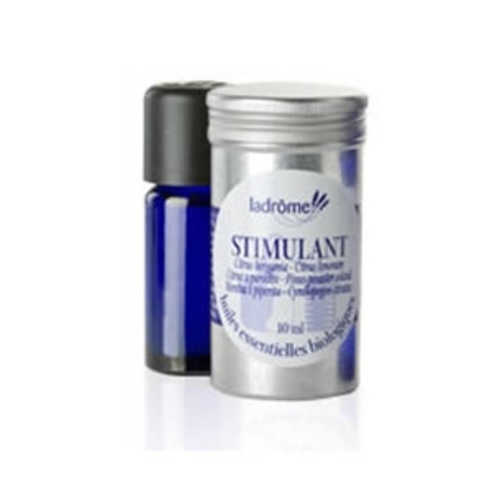 Ladrome bio mélange stimulant - 10.0 ml - huiles essentielles - ladrôme -7690