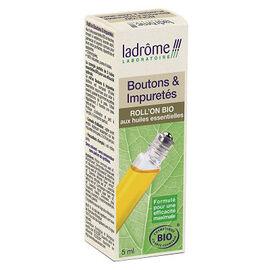 Ladrome boutons & impuretés roll'on bio - 5.0 ml - soins roll'on - ladrôme -140561