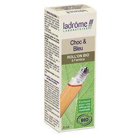 Ladrome choc & bleu roll'on bio - 5.0 ml - soins roll'on - ladrôme -140563