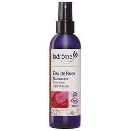 Ladrome eau de rose bio - 200.0 ml - eaux florales - ladrôme Désinfecte, nettoie et purifie.-7782