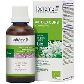 Ladrome extrait de plante fraîche bio ail des ours - 50.0 ml - extraits de plantes fraîches - ladrôme Circulation-7814