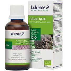 Ladrome extrait de plante fraîche bio radis noir - 50.0 ml - extraits de plantes fraîches - ladrôme Digestion-7845