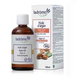 Ladrome huile d'argan bio - 100.0 ml - huiles végétales - ladrôme Adoucissante, prévient le vieillissement cutané-7699