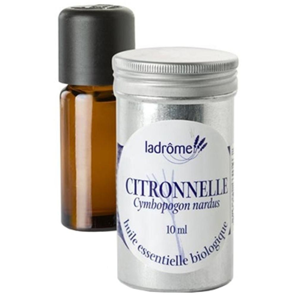 Ladrome huile essentielle citronnelle de java - ladrôme -204634