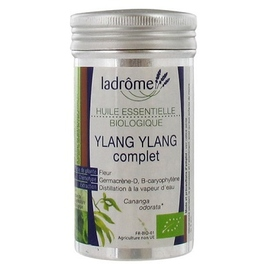 Ladrome huile essentielle d'ylang ylang complet - 10.0 ml - huiles essentielles - ladrôme -7685