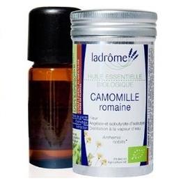 Ladrome huile essentielle de camomille romaine - 5.0 ml - huiles essentielles - ladrôme -7643