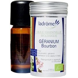 Ladrome huile essentielle de géranium bourbon - 10.0 ml - huiles essentielles - ladrôme -7657