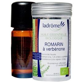 Ladrome huile essentielle de romarin à verbénone - 5.0 ml - huiles essentielles - ladrôme -111470