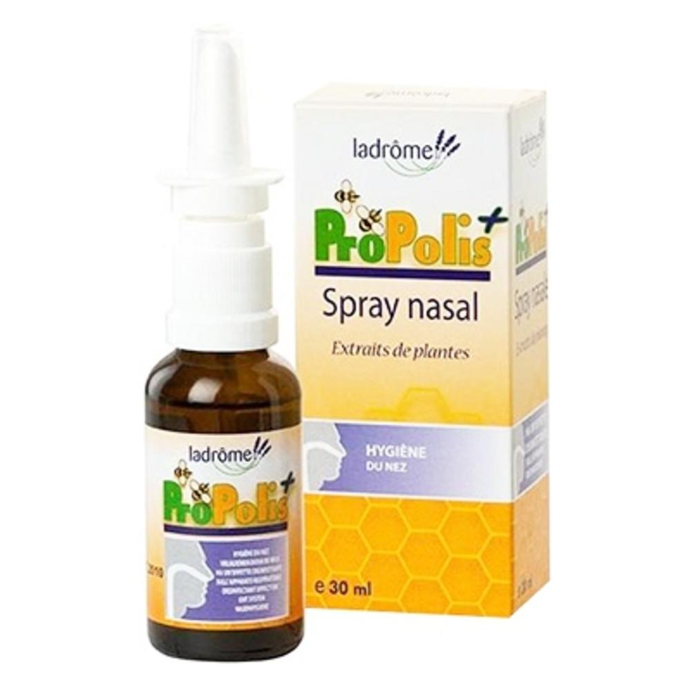 Ladrome propolis spray nasal - 30.0 ml - propolis - ladrôme Désinfecte et purifie-2769