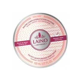 Laino baume corps collector pulpe de pêche bio - 150ml - laino -206481
