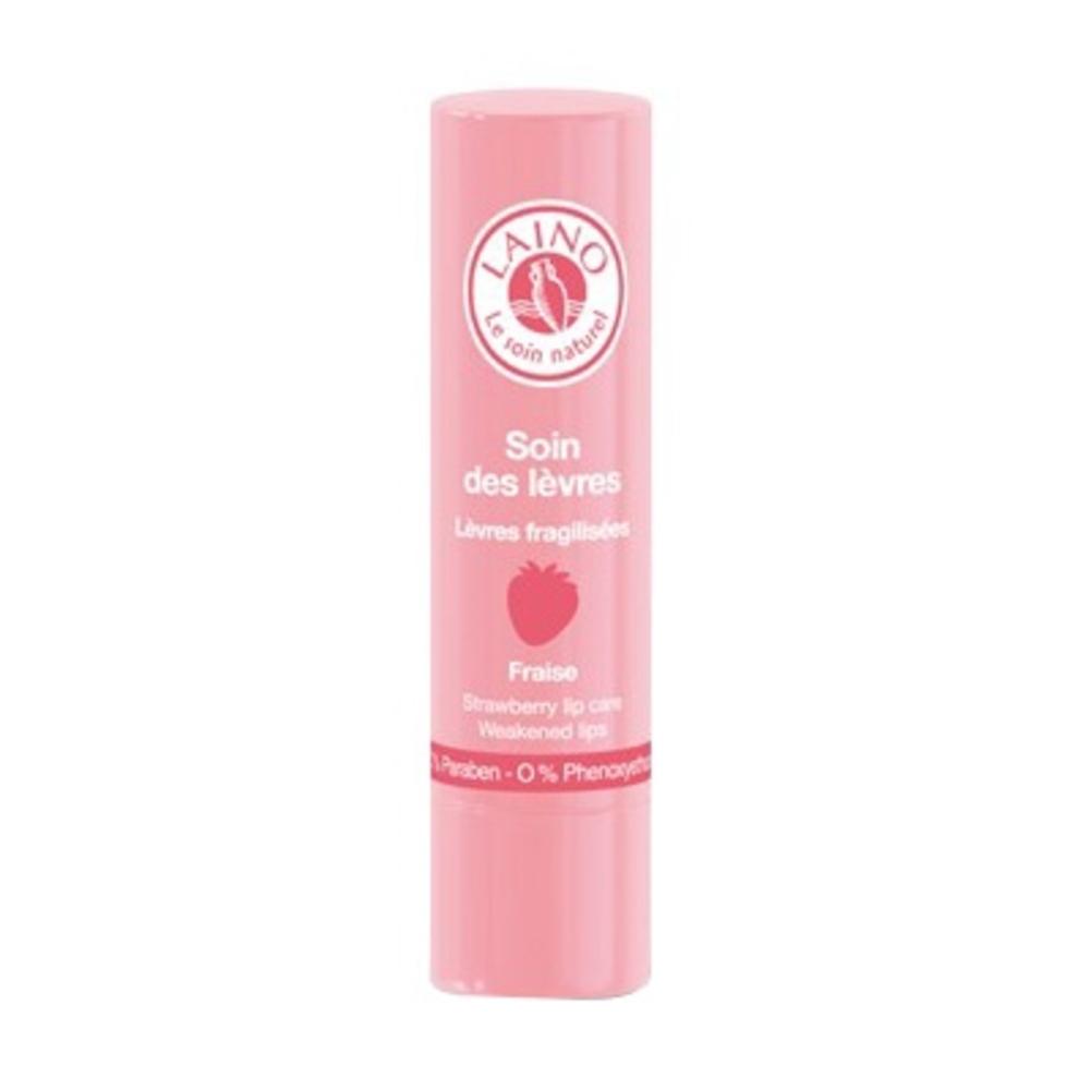 Laino soin des lèvres fraise - laino -199610