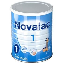 Lait 1er âge - 800g - 800.0 g - novalac -148096