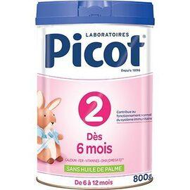 Lait 6-12mois 800g - picot -223699