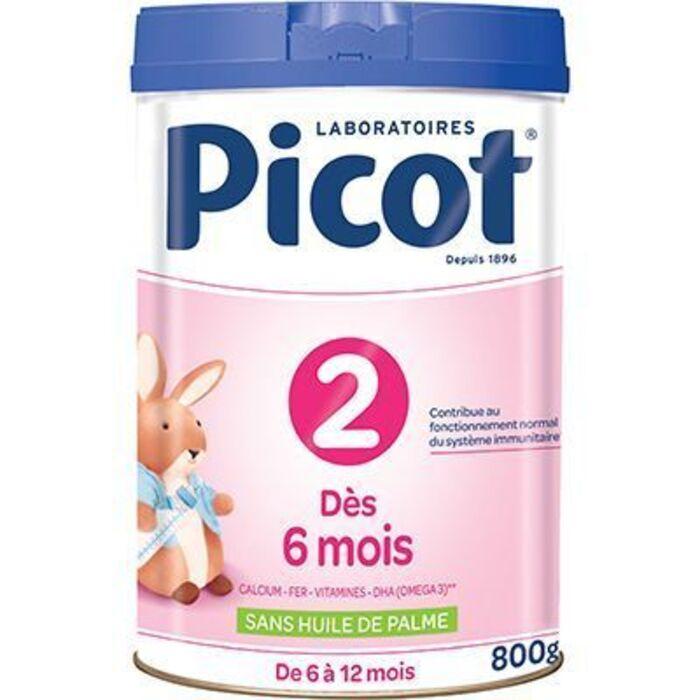 Lait 6-12mois 800g Picot-223699