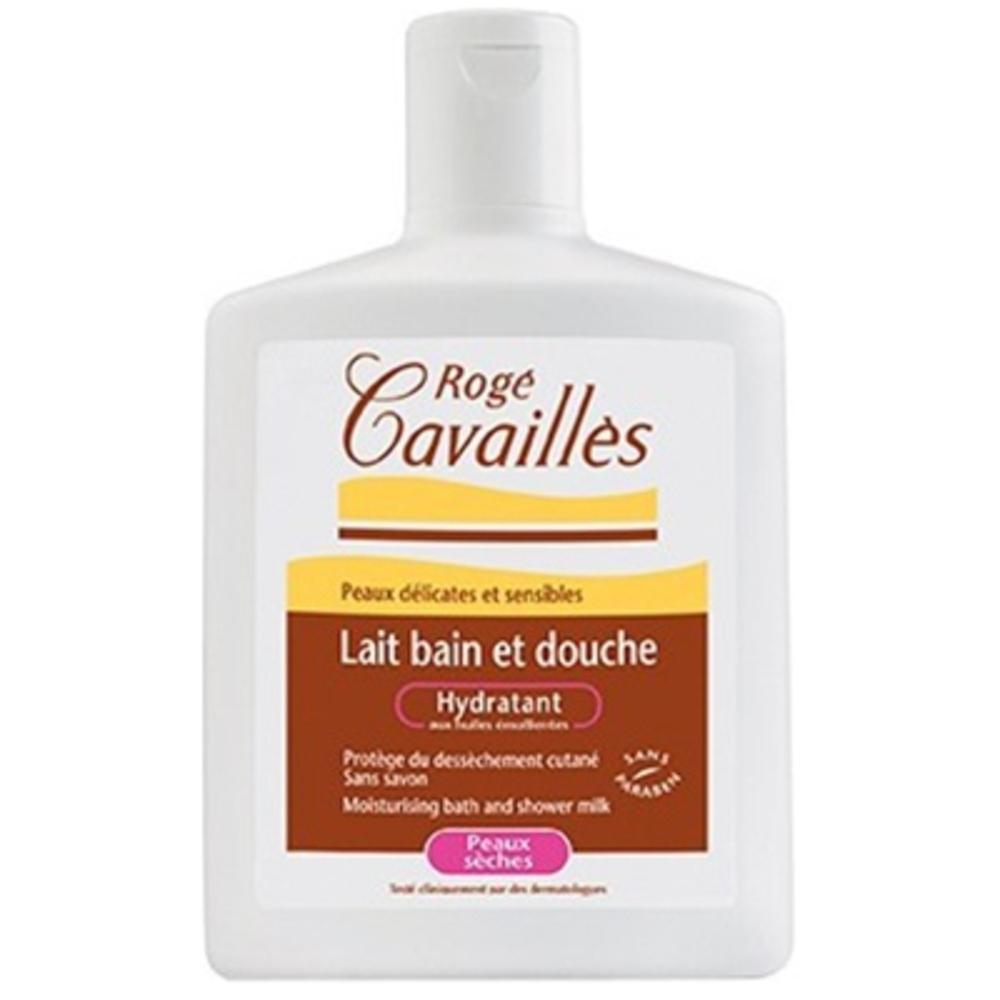 Lait bain et douche hydratant 300ml - rogé cavaillès -90241