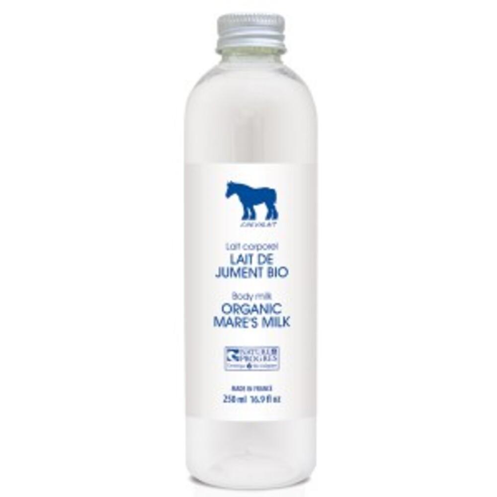 Lait corps au lait de jument bio - 250 ml - divers - chevalait cosmetique -141888