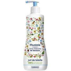 Lait de toilette peau normale 500ml - mustela -223637