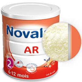 Lait en poudre ar 2 - 6-12 mois 800g - 800.0 g - novalac -210304