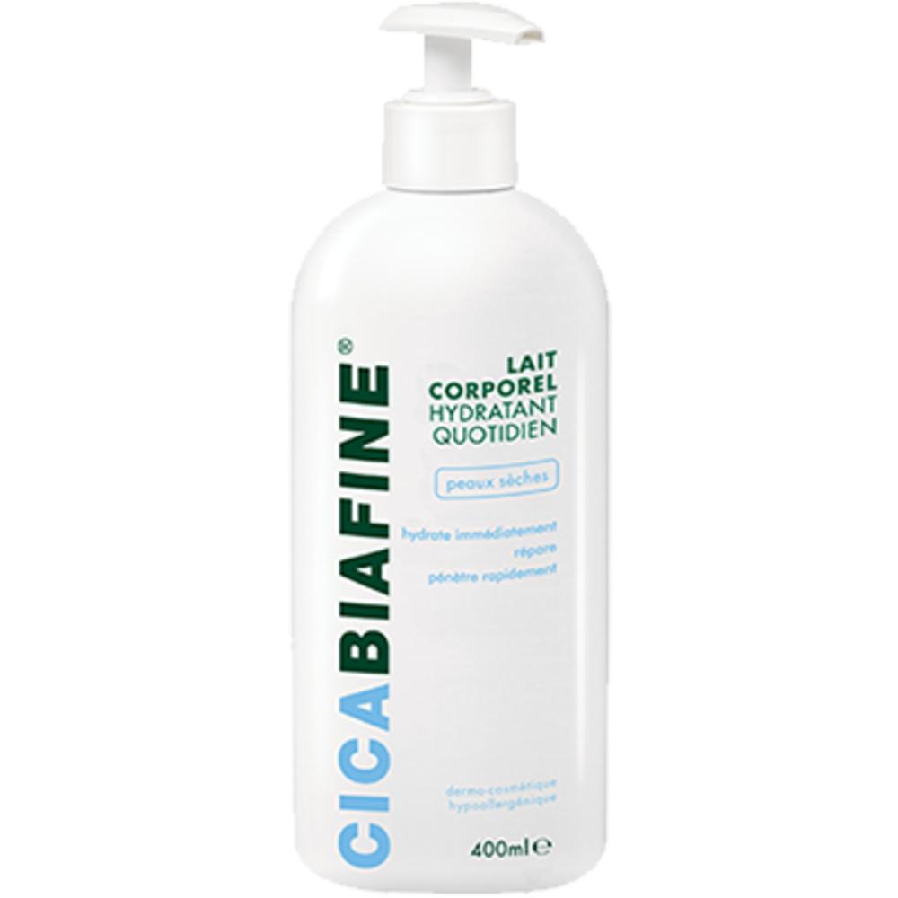 Lait hydratant - 400.0 ml - dermo-cosmétique - cicabiafine -111127