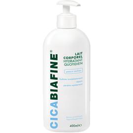 Lait hydratant - 400 ml - 400.0 ml - dermo-cosmétique - cicabiafine -111127