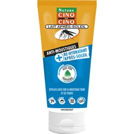 Lait réhydratant après-soleil anti-moustiques - cinq sur cinq -214084