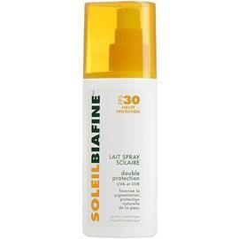Lait spray solaire protection et bronzage spf30 150ml - soleilbiafine -221913