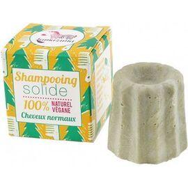 Lamazuna shampooing solide cheveux normaux au chocolat 55g - lamazuna -220664