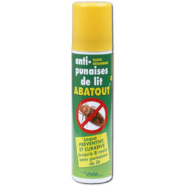 Laque anti-punaises et punaises de lit 405ml - abatout -221491