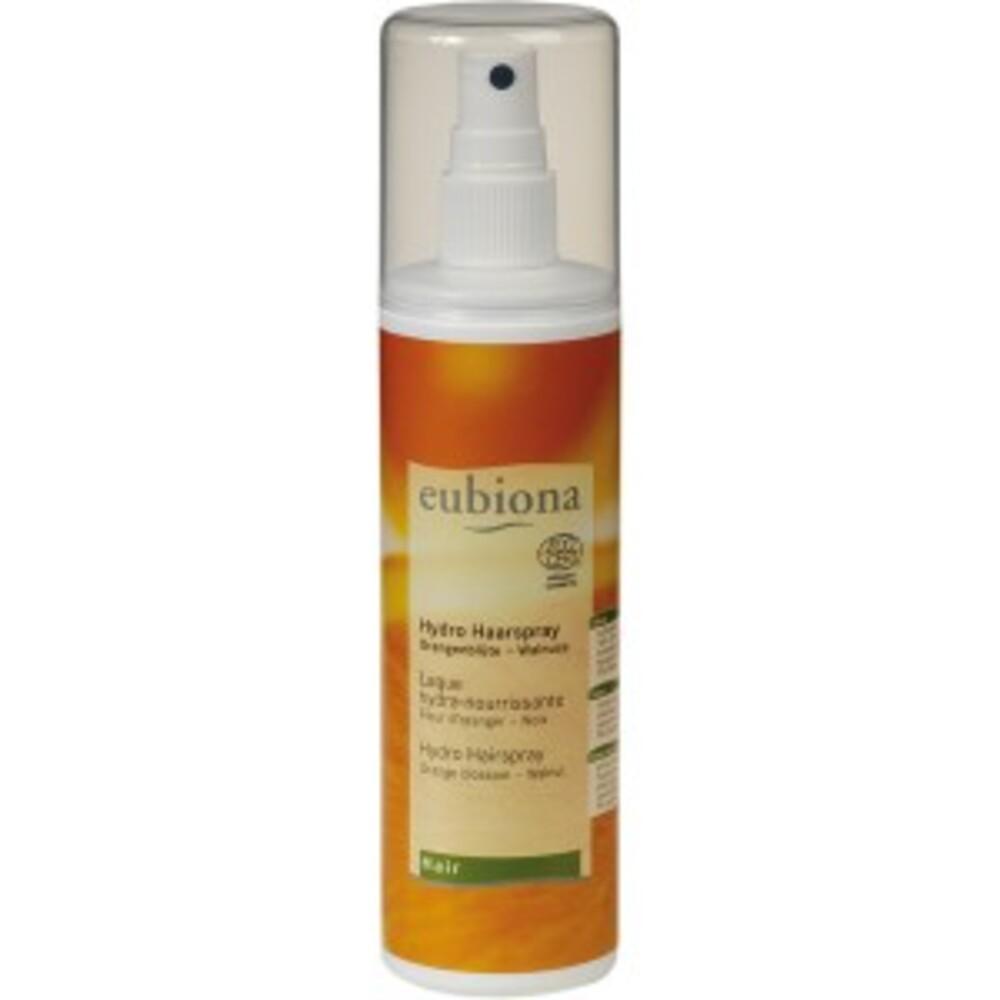 Laque hydra-nourrissante bio - 200.0 ml - hair - eubiona Eau de fleur d'oranger et extrait de noix-14451