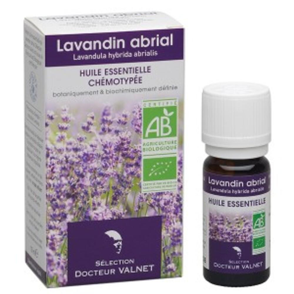 Lavandin abrial bio - 10.0 ml - les huiles essentielles bio - dr. valnet Décontractant - relaxant-15156