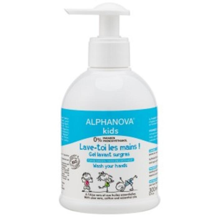 Lave toi les mains bio - 300 ml Alphanova-188685