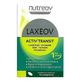 Laxeov activ transit - nutreov -203019