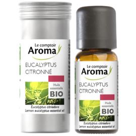 Le comptoir aroma huile essentielle bio eucalyptus citronné 10ml - le comptoir aroma -222000