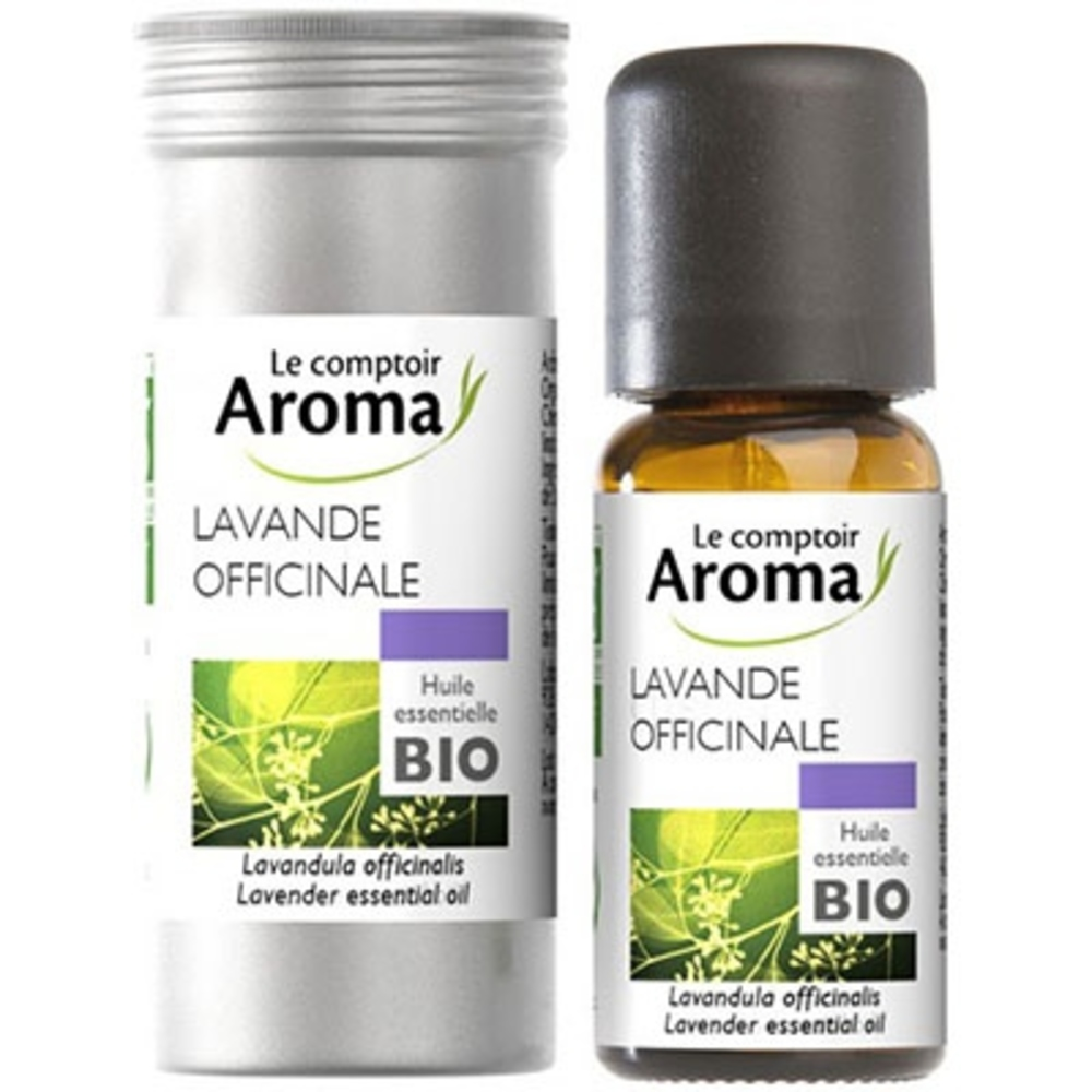 Le comptoir aroma huile essentielle bio lavande officinale 10ml - le comptoir aroma -204953