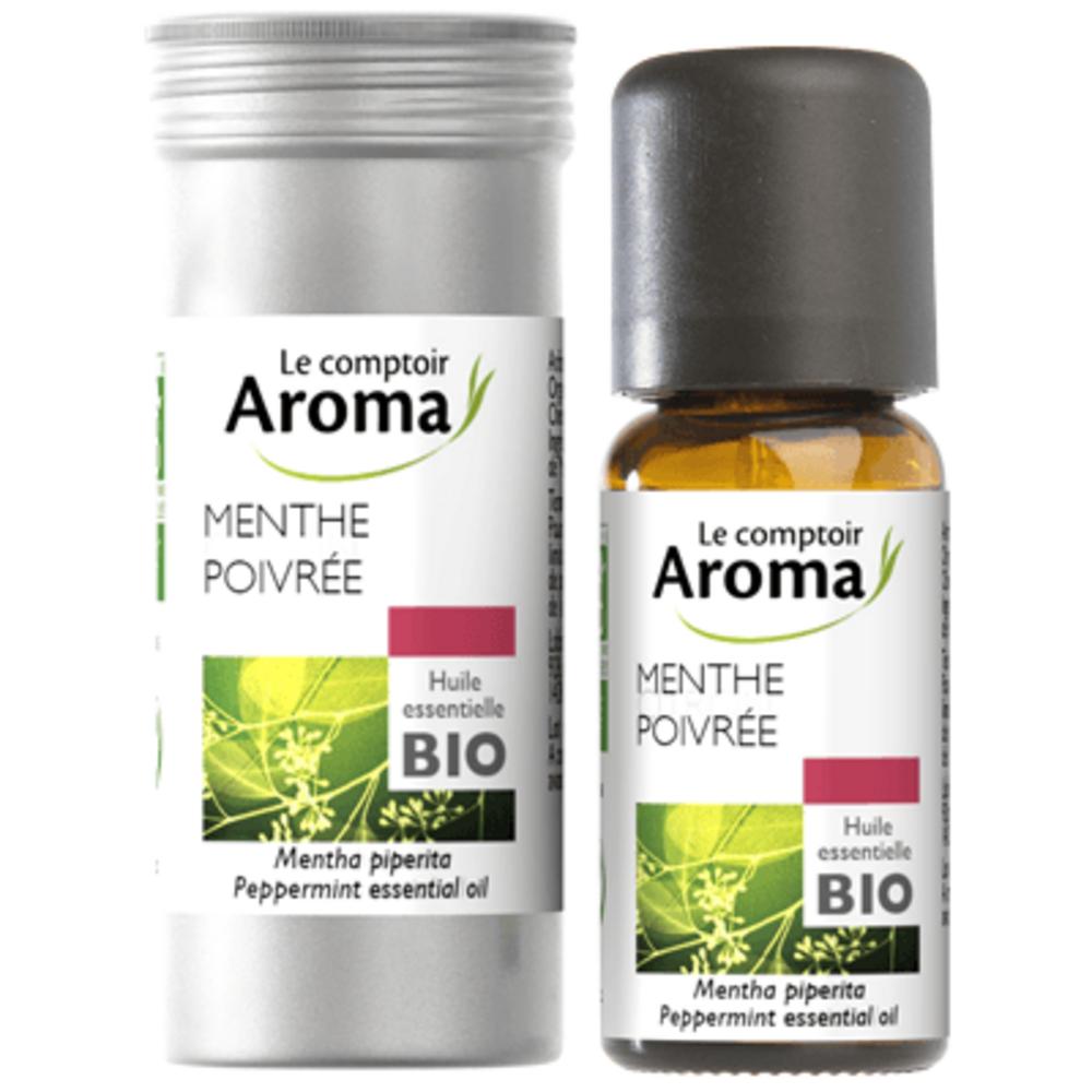 Le comptoir aroma huile essentielle bio menthe poivrée 10ml - le comptoir aroma -222010