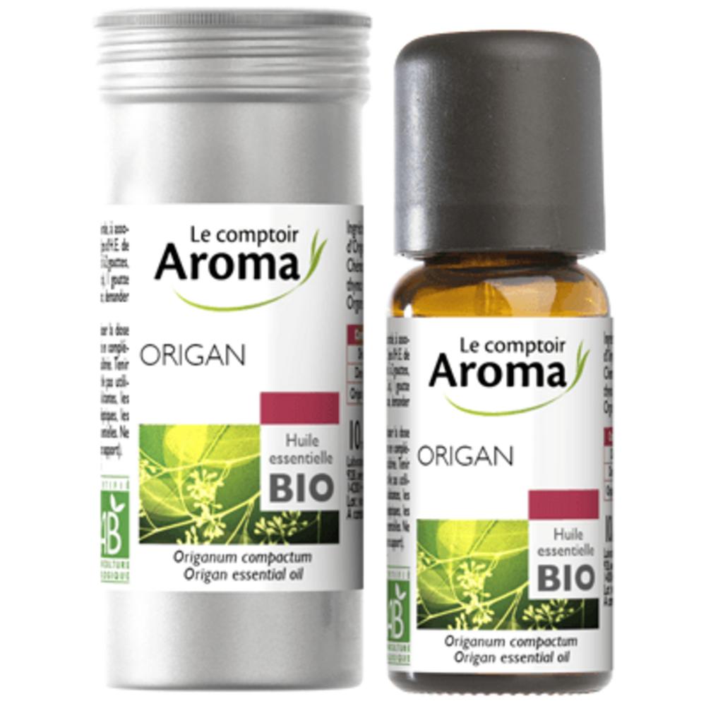 Le comptoir aroma huile essentielle bio origan 10ml - 100.0 ml - le comptoir aroma -216166