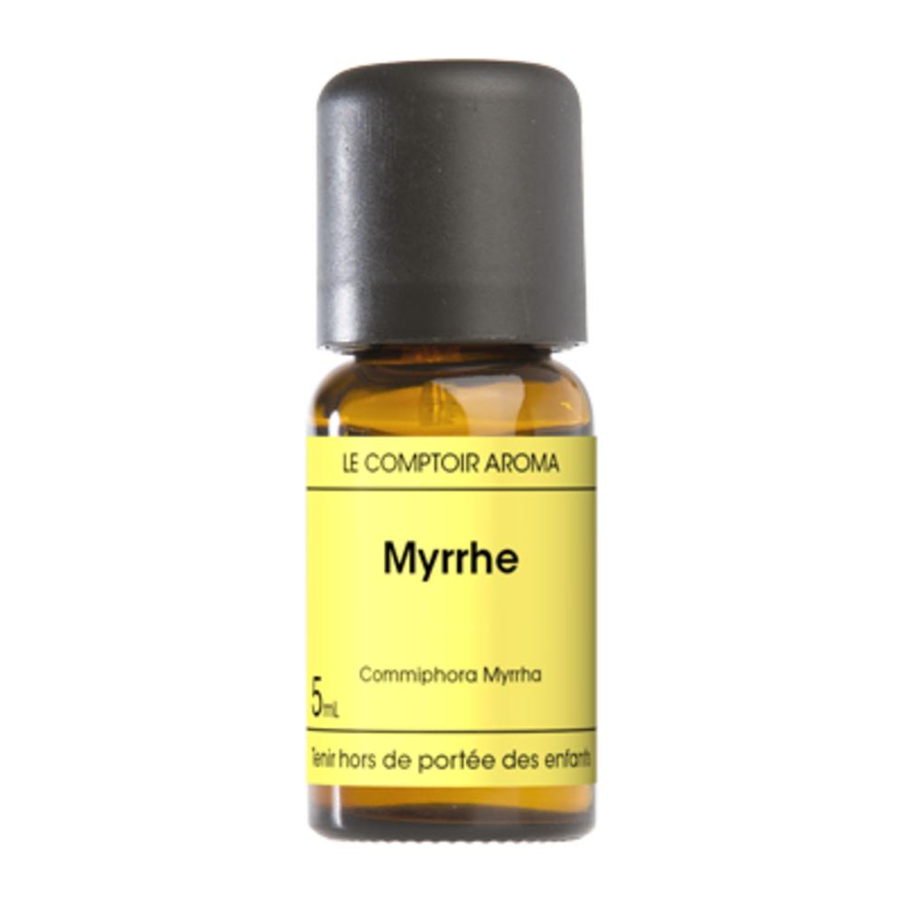 LE COMPTOIR AROMA Huile Essentielle Myrrhe 100% Pure et Naturelle 5ml - Le Comptoir Aroma -222046