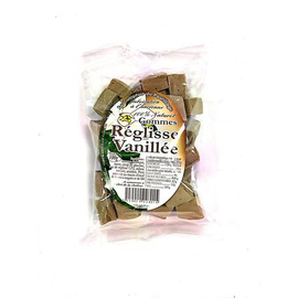 Le comptoir du pastillage gommes réglisse vanillée 100g - le-comptoir-du-pastillage -221767