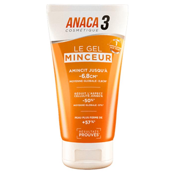 Le gel minceur 150ml Anaca 3-219408