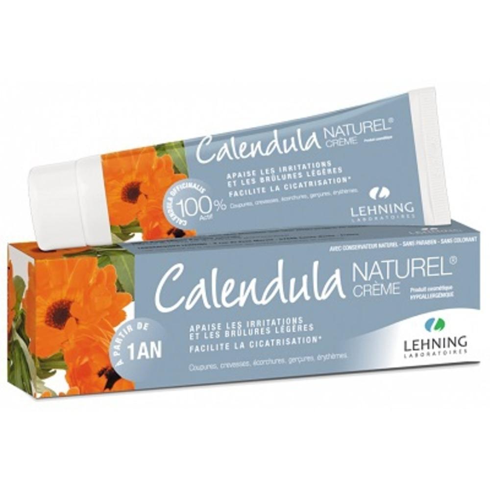 Lehning calendula naurel crème - 50.0 g - lehning -145082