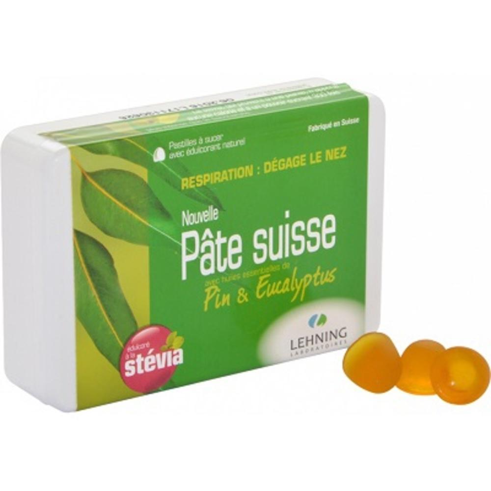 Lehning pate suisse pastilles - lehning -145577