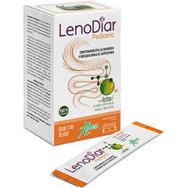 Lenodiar pediatric 12 sachets - aboca -223125