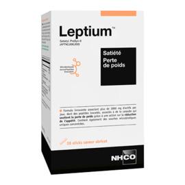 Leptium 28 sticks saveur abricot - nhco -229162
