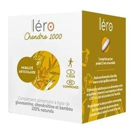 Lero chondro 1000 mobilité articulaire 90 comprimés - lero -226677