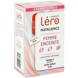 Lero natalience 90 capsules - lero -211066