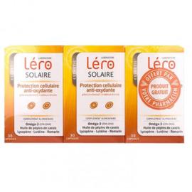 Lero solaire 3x30 capsules - lero -225808