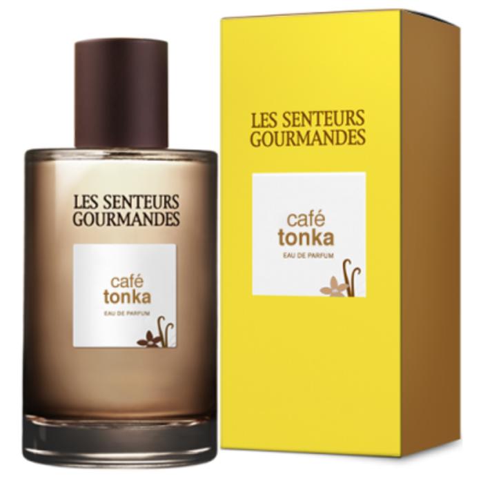 Les  café tonka eau de parfum 100ml Senteurs gourmandes-205561