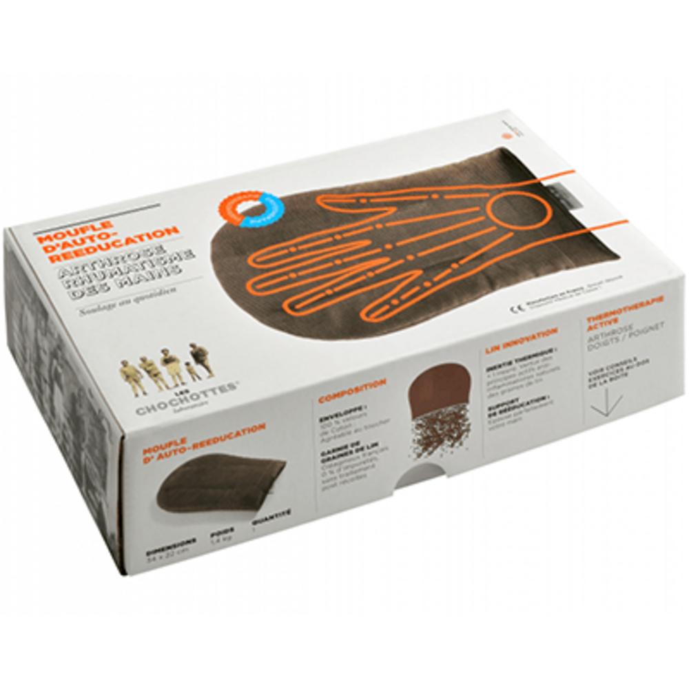 Les chochottes mouffle auto rééducation - chochottes -215463