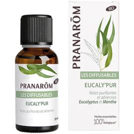 Les diffusables eucaly'pur bio 30ml - pranarom -225474